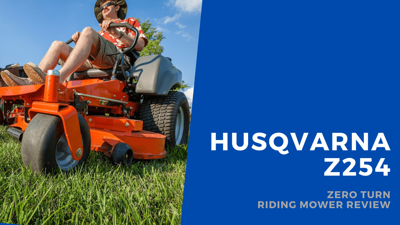 husqvarna z254 featured