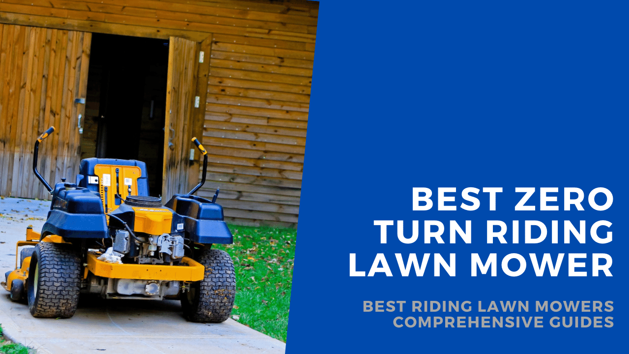best zero turn mower featured